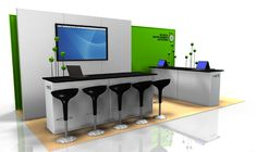 trade show booth design - Google Search