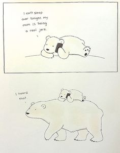 Back in 2013 we brought your attention to the wonderful work of illustrator Liz Climo (read the original post here). Well, now she's back, and she has a wh
