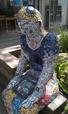 New lady in Theatre square