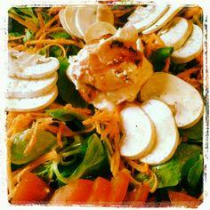 Food Caprese Salad, I Foods, Shrimp, Meat, Insalata Caprese