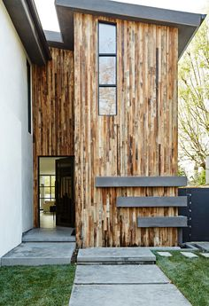 Reclaimed wood siding exterior contemporary amazing ideas with reclaimed wood siding shed roof