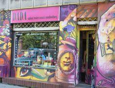 Dada, Shop - Warsaw, Poland