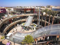 Los Angeles - Department stores & malls - Santa Monica Place