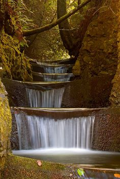 Endless Waterfall - Cummings Creek, Oregon - Clyde Holliday State Park - Eastern Oregon (8 hours)