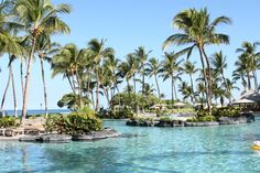 The Fairmont Orchid Hotel on the Big Island in Hawaii