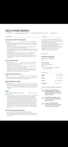 Accounting Manager, Dublin Ireland, Customer Experience, English Language, University, Management, Motivation, Education, Feelings