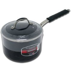 Member's Mark Sauce Pan with Lid, 3 Quart, Non-Stick, Triple Rivet, by Tramontina ** See this awesome image  : Saucepans