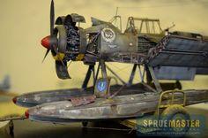 Arado 196 1/32 Revell by Wilson Shepard