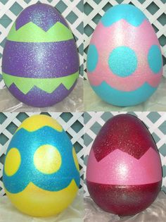 Commercial Holiday Displays, Commercial Christmas Decorations, Commercial Holiday Display, Commercial Christmas Displays - Champion Studios Online - Plastic and Foam Eggs