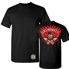 4ffecf68bc7 Everything From Richard Rawlings Favorite Tee to clothes worn on Fast N   Loud. Gas Monkey Garage