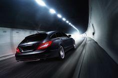 500px / Mercedes-Benz CLS Shooting Brake by Thomas Larsen