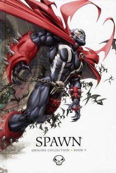 Comic Angel Spawn | Spawn: Origins #9
