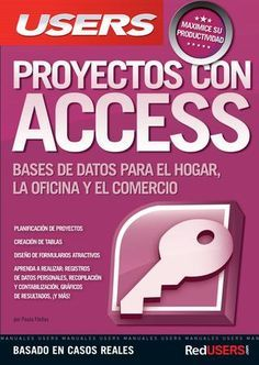Proyectosconaccess users ejemplos de varios proyectos sencillos para aprender access