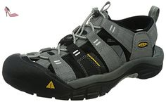 Keen Class 5Tech Chaussures Basses de Sécurité Chaussures Trekking Outdoor amphibie Eau Chaussures Femme - Gris - Gris, 37.5