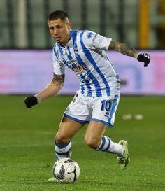 Ac Milan welcome first signing Gianluca Lapadula