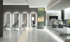 Beauty Salon Interior Friseursalon Skin Shop Nail Shop-Farbe von: #goodhairsalon Beauty Salon Interior Friseursalon Skin Shop Nail Shop-Farbe von: