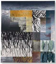 IQSCM | Exhibitions | Ambiguity & Enigma: Recent Quilts by Michael James
