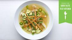 Spicy Turkey-Tortilla Soup