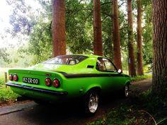 Opel Manta A GT/E (via Close Friends)
