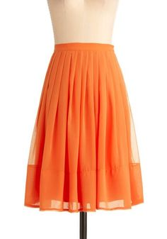 Clementine and Again Skirt via Dear Prudence, modest clothing