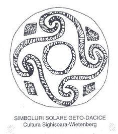 Dacian Symbols for Meditation / Spiritual History Lesson - Humans Are Free Pagan Symbols, Viking Symbols, Egyptian Symbols, Viking Runes, Ancient Symbols, Ancient Art, Friendship Symbol Tattoos, Friendship Symbols, New Beginning Tattoo