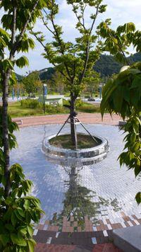 busan2 Busan Korea, Sundial, Mirror Art, Garden Art, Fountain, Stainless Steel, Park, Amazing, Outdoor Decor