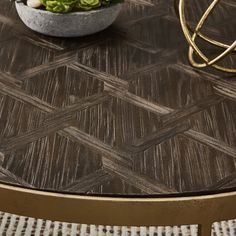 Monson Coffee Table & Reviews | AllModern Coffee Table Cover, Round Coffee Table Modern, Table Covers, Wood Construction, Diamond Pattern, All Modern, Living Room Furniture, Make It Simple, Solid Wood