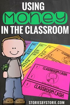 Using classroom money can be highly motivating to students and help students practice important math skills. This blog post explains how I got started with classroom money.