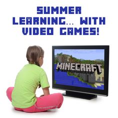 Discover how @pragmaticmom turned her child's video game obsession into a summer filled with learning!
