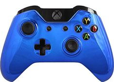 Custom Xbox One Controller Special Edition Blue Chrome Controller >>> Details can be found by clicking on the image.Note:It is affiliate link to Amazon.