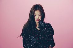 #BLACKPINK for S.Cawaii magazine #Jennie