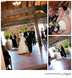 Ceremony at Trione Winery, Geyserville, CA