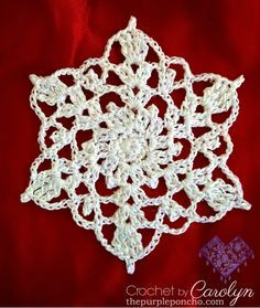 For years, I've made crocheted snowflakes, I just love them. They make great gifts and are also nice to stuff inside a Christmas card for an extra surprise for the recipient. They are fun to …