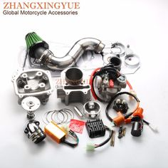 Chinese Scooter Wire Harness Repair Kit Jonway Znen Tank 50cc 150cc Scooter Part