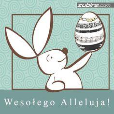 Życzymy wesołych Świąt Wielkanocnych! Słonecznej pogody, udanego wypoczynku oraz bogatego królika :)