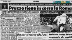 35G SERIE A - MI RICORDI IN MENTE | MILAN - ROMA 0-1 (1985/86)