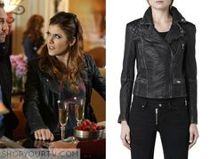 Bad Judge: Season 1 Episode 7 Rebecca's Black Leather Jacket