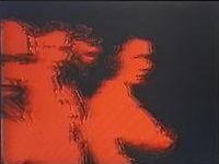 """1978_ QUAND LE SIÈCLE A PRIS FORME """"(...) est présenté, sur douze écrans de télévision, un programme audio-visuel de quinze minutes, réalisé par Chris Marker, quand le siècle a pris forme. Du haut d'un dirigeable, la caméra défile sur des terres dévastées : """" L'Europe a entamé son suicide. """" Des mots sont jetés sur l'écran, concis, didactiques. Le traitement en laboratoire des documents d'actualité donne aux choses une irradiation, un embrasement permanent."""" Hervé Guibert (Le Monde) Audio, Europe, Geek, Silhouette, Photography, Tv Display, Program Management, Words, Shape"""