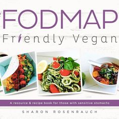 The FODMAP Friendly Vegan eBook   This is unlike any other eBook youve ever come across. The FODMAP Friendly Vegan is a 195-page resource and recipe book for those looking to clean up their diet and introduce more plant-based wholesome foods. The eBook includes handy food and equipment guides exercises to promote digestive health a symptoms journal and over 65 gluten dairy wheat and sugar free recipes that are all vegan low-FODMAP low-cost and incredibly simple to prepare.   Many of these…