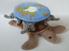 The Great A'Tuin- Disc World Books, all of them are excellent
