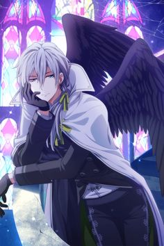 Re:vale - 千 Yuki Anime Boys, Chica Anime Manga, Hot Anime Boy, Cute Anime Guys, Anime Halloween, Gothic Halloween, Anime Angel, Anime Demon, Manga Art