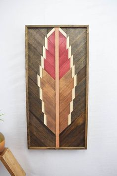It's amazing what some people can do with reclaimed wood.