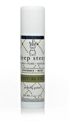 deep steep - Moisture Stick (rosemary-mint)