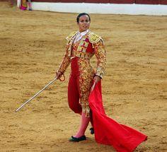 bullfighter female