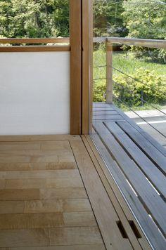 カキツバタの家 横内敏人建築設計事務所