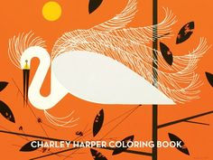 "Charles//Charley Harper Notecards /""Scary Scenerio/"" 4 Pack w//Envelopes"