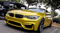 BMW M4 F82 Wallpaper