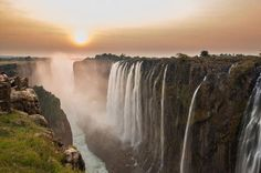 Sunrise Cycle and Guided Walk at Victoria Falls This guided eco-active adventure showcases the sights and sounds of Victoria Falls from the back of a bike. Starting from the esteemed Victoria Falls Hotel, wind your way through the local township, market and along Zambezi Drive, with elephants, buffalo, impala, warthogs and baboons as possible companions, stopping at a scenic viewpoint alongside the ever flowing Zambezi River. This tour includes a walking tour of the Victori...