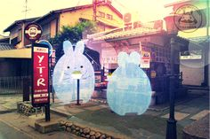 Cute Animated Imaginary Characters in Real Places – Fubiz Media