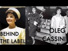 Oleg Cassini: From Revolution to Hollywood to White House | Heritage Garment Preservation